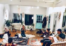 WORKSHOPS at Roam Wyld offer spiritual, emotional, and physical self-care. Courtesy photo