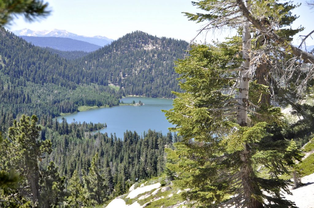 Spooner Lake and Backcountry