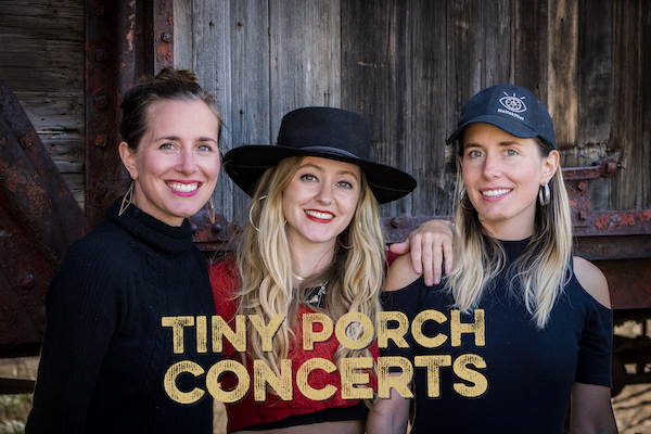 Tiny Porch Concerts T Sisters